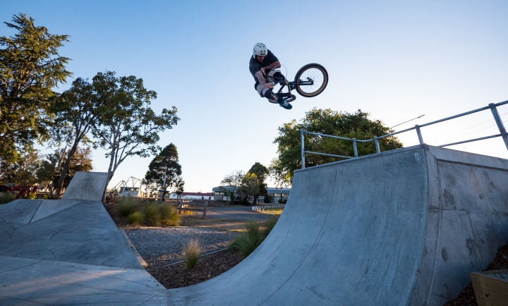 Brad Dent – Washington Skatepark