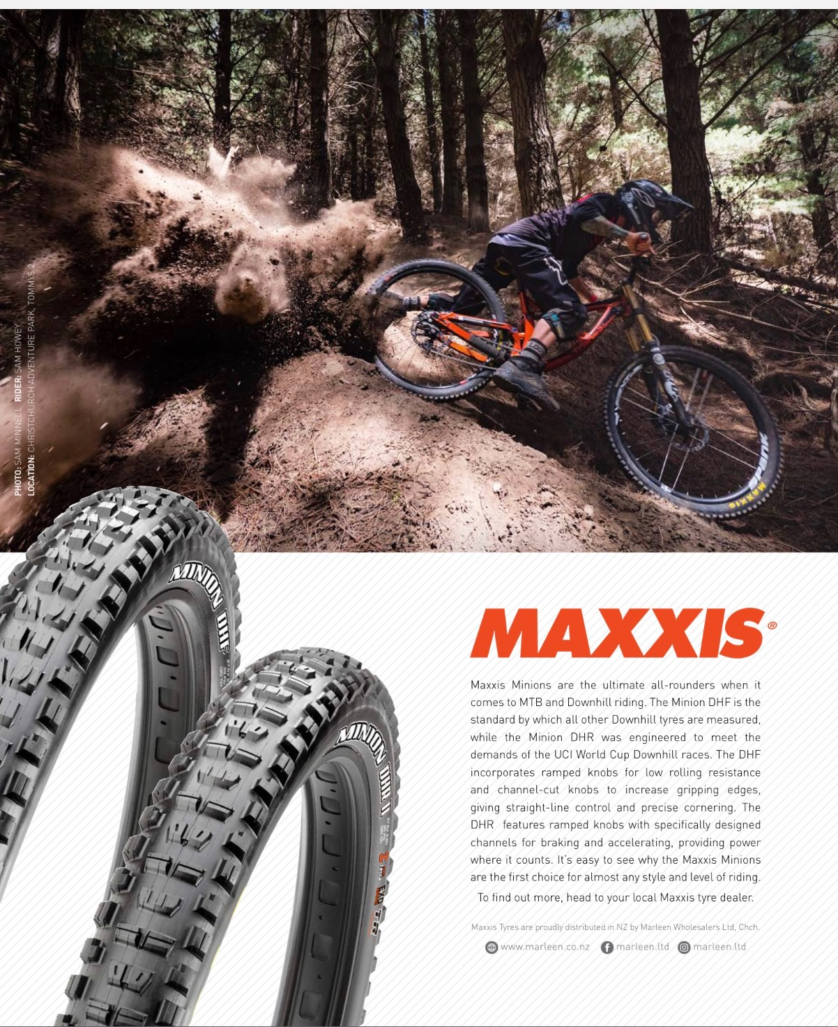 Maxxis Ad